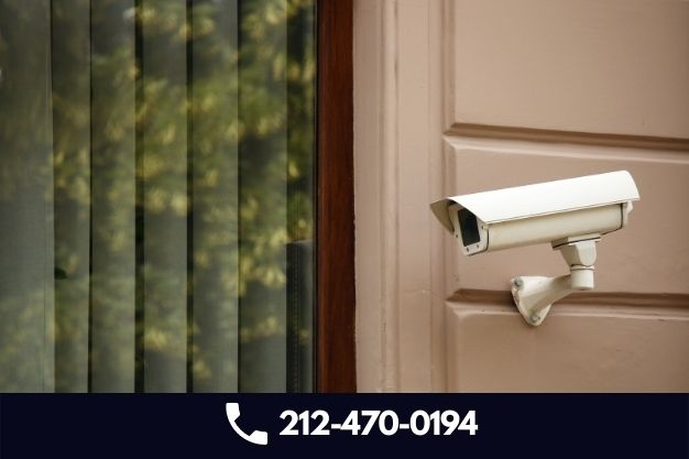 Security Camera Installation For Home